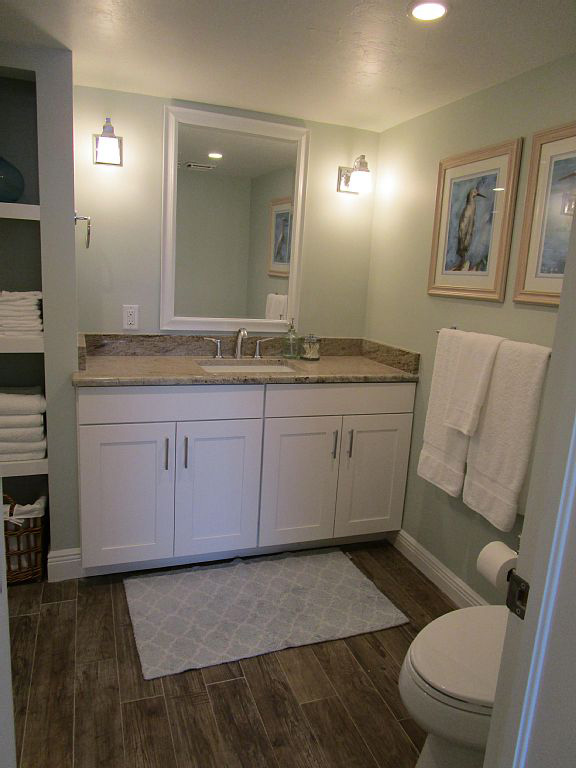 Bathroom Remodel Coastal