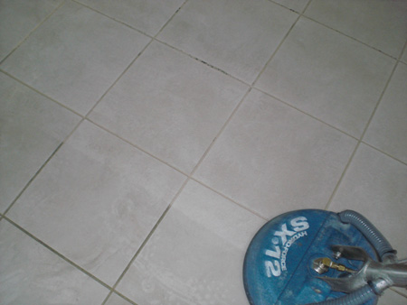 Commercial and Residential Tile Grout Marble Granite Cleaning
